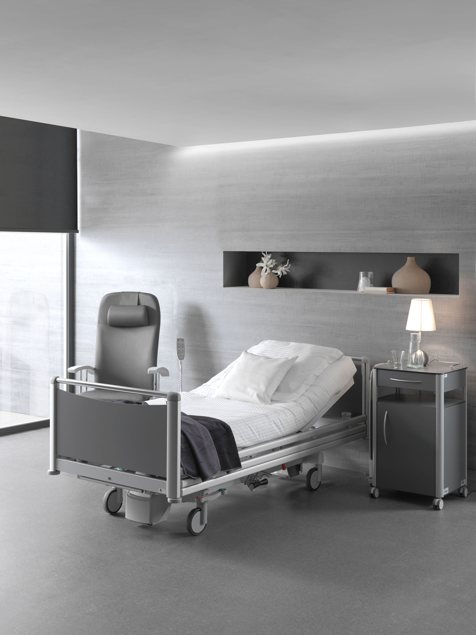 Aron Hospital Bed