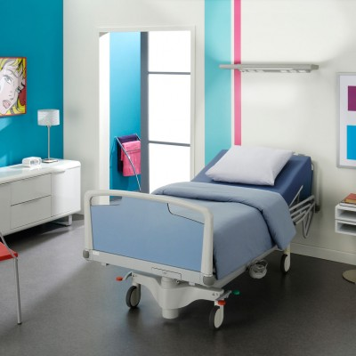 Aron Junior Hospital Bed