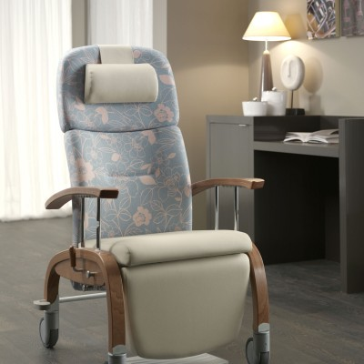 Fero high back recliner chair