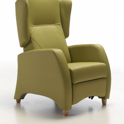Sena High Back Recliner Chair