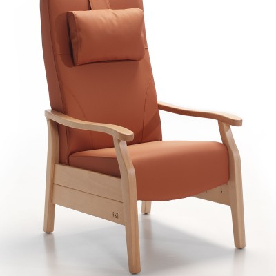 Atlantico high back chair