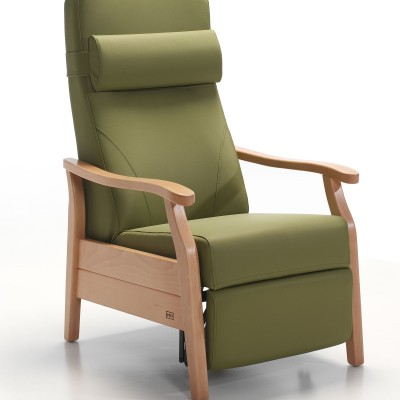 Atlantico high back recliner chair