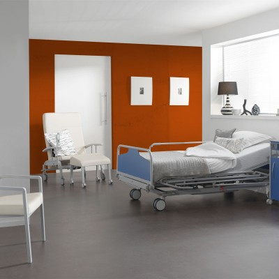 Bariatric Hospital Bedroom