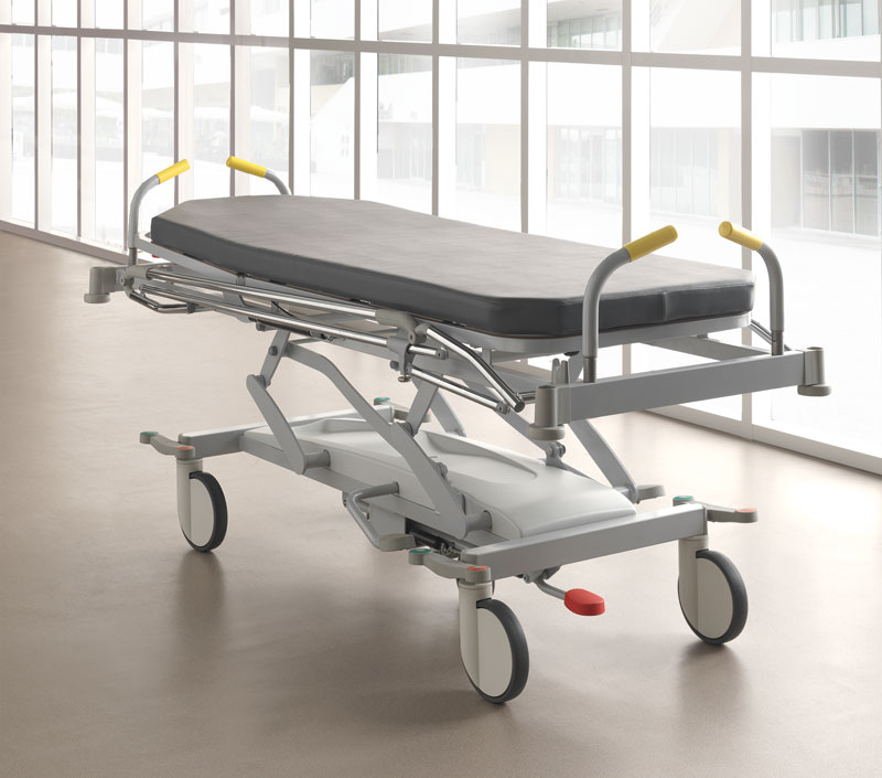 Vico Hospital Patient Trolley