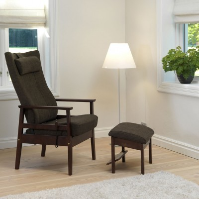 Bo high back recliner chairs