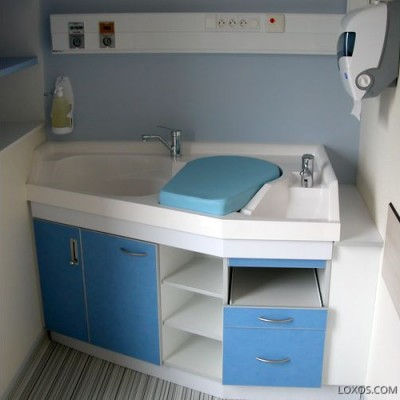 Baby Hospital Changing Station